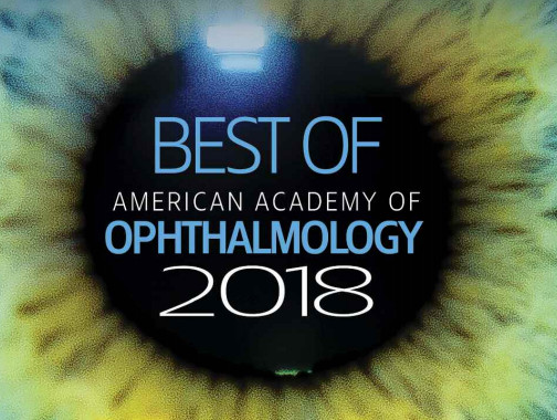 Το Ινστιτούτο Ophthalmica στο Best of American Academy of Ophthalmology 2018