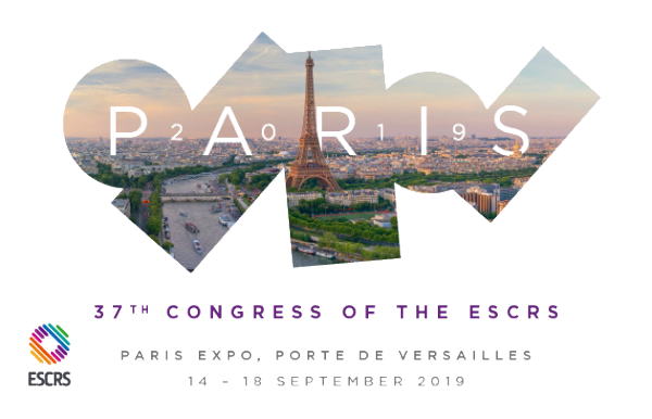 To Ινστιτούτο Ophthalmica στο 37th Congress of the ESCRS 2019